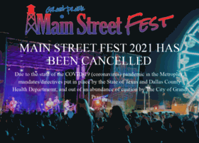 mainstreetfest.com