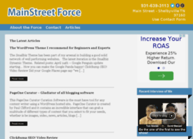 mainstreetforce.com