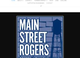 mainstreetrogers.com