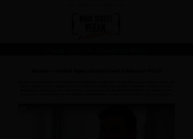 mainstreetvegan.net