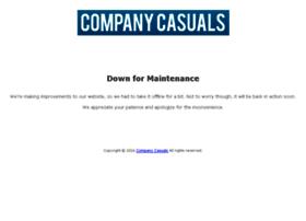 maint.companycasuals.com