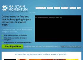 maintainmomentum.com
