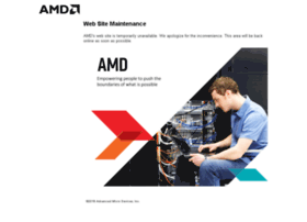 maintenance.amd.com