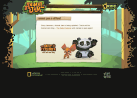 maintenance.animaljam.com