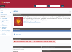maintenance.flagler.edu
