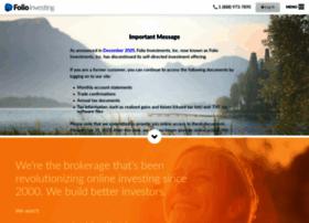 maintenance.folioinvesting.com