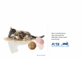 maintenance.peta.org