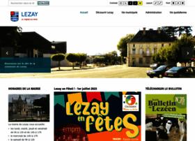 mairie-lezay.fr