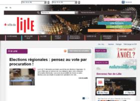mairie-lille.net