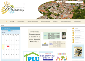 mairie-moisenay.com