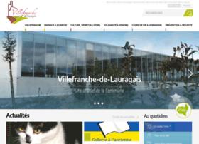 mairie-villefranchedelauragais.fr