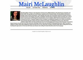 mairimclaughlin.com
