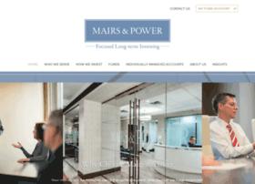 mairsandpower.com