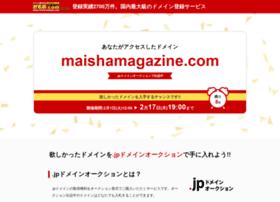 maishamagazine.com
