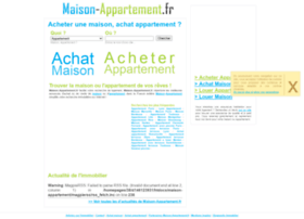 maison-appartement.fr