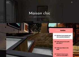 maison-chic.com