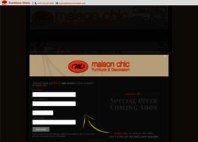 Maisonchicdubai.com