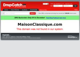 maisonclassique.com