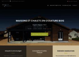 maisons-bois-brives.fr