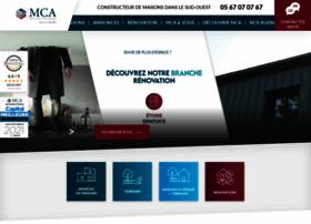 maisons-mca.com