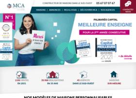 maisons-mca.fr