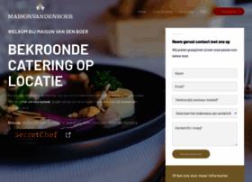 maisonvandenboer.com