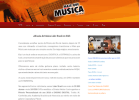 maisquemusica.com.br