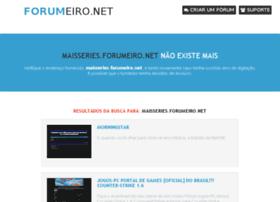 maisseries.forumeiro.net