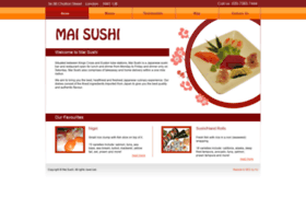 maisushi.co.uk