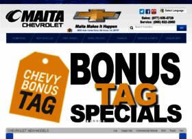 maitachevrolet.com