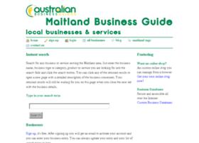maitlandbusinessguide.com.au