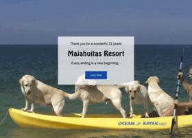 majahuitasresort.com