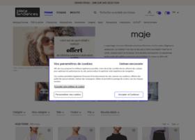 maje.placedestendances.com