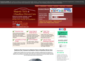 majestictaxis.com