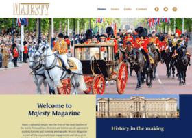 majestymagazine.com