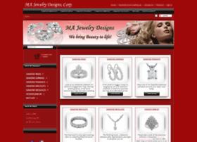 majewelrydesigns.com