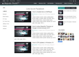 majezticworld.blogspot.com