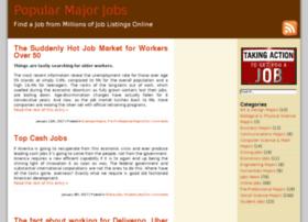 major-jobs.com