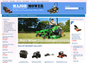 major-mower.com