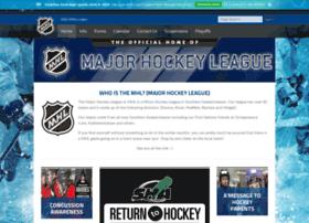 majorhockeyleague.ca