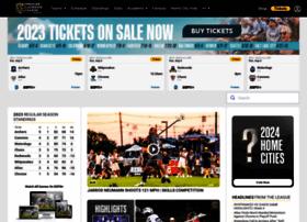 majorleaguelacrosse.com