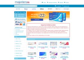 majorlens.com