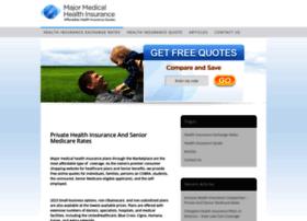 majormedicalhealth.com