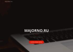 majorno.ru