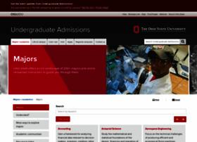 majors.osu.edu