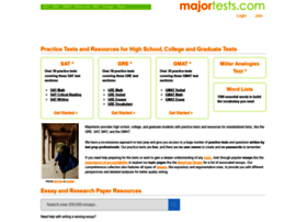 majortests.com