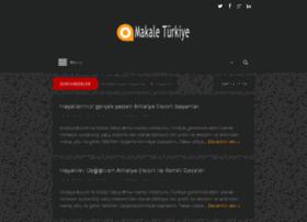 makaleturkiye.com