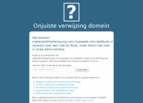 makanankhaslampung.com.hypestat.com.testbyte.nl