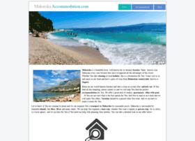 makarska-accommodation.com