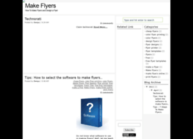 make-flyers.blogspot.com